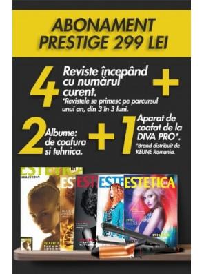 ABONAMENT PRESTIGE REVISTA...