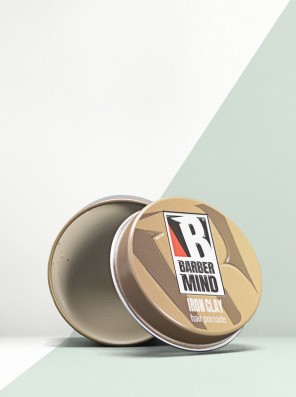 BARBER MIND IRON CLAY 100ML