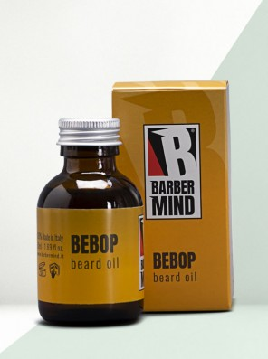 BARBER MIND BEARD OIL BE...
