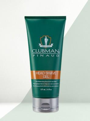 CLUBMAN PINAUD HEAD SHAVE...