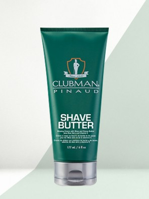CLUBMAN PINAUD SHAVE BUTTER...