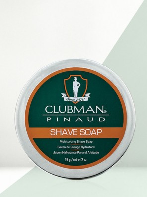 CLUBMAN PINAUD SHAVE SOAP 59GR
