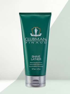 CLUBMAN PINAUD SHAVE LATHER...