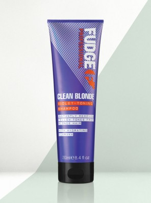 CLEAN BLONDE VIOLET TONING...