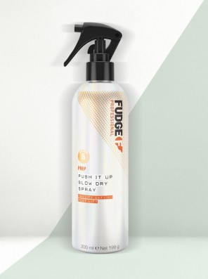 PUSH-IT-UP BLOW DRY SPRAY...