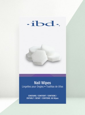 IBD NAIL WIPES 80BUC