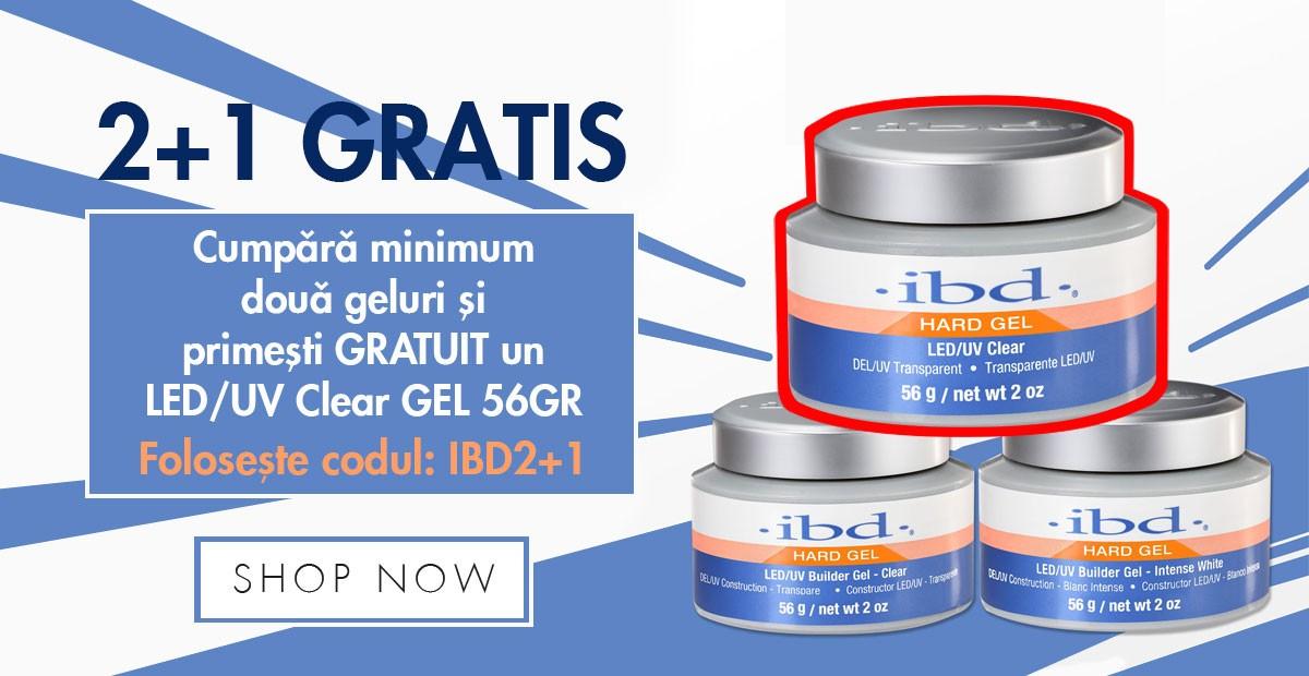 IBD GEL 2+1 GRATIS